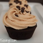 The Pure Pantry Dark Chocolate Cake Mix with Peanut butter Buttercream Frosting Front
