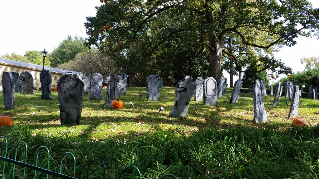 Six Flags  Cemetery