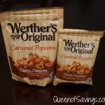 Werther's Original Caramel Popcorn + Unwrap the Magic Sweepstakes