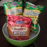 Rudolph OnYums and Cinnamon Twists