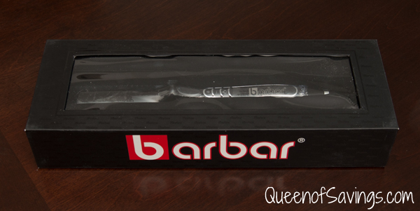 BARBAR 2600 Titanium-Ionic Flat Iron Package