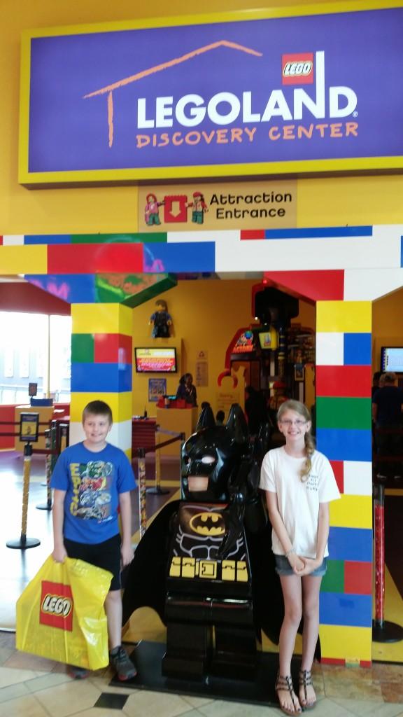 Lego Discoveryland 1