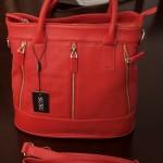SUSU Crosby Leather Purse