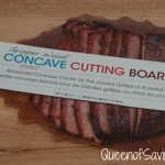 Architec Gripperwood™ Concave Cutting Board Package