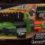 Scorpion Gatling Blaster from Dart Zone