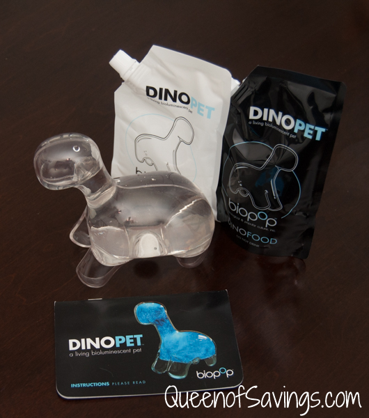 Dino Pet from biopop