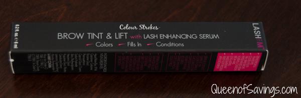 e5f12f9b5a2 Lashem COLOUR STROKES BROW TINT & LIFT WITH LASH ENHANCING SERUM ...