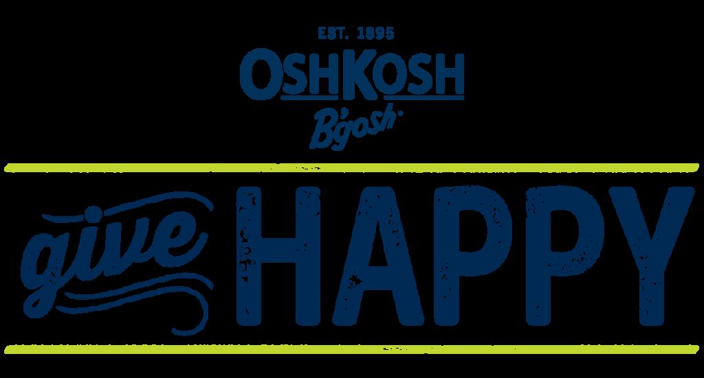OshKosh B'gosh #GIVEHAPPY This Holiday Season