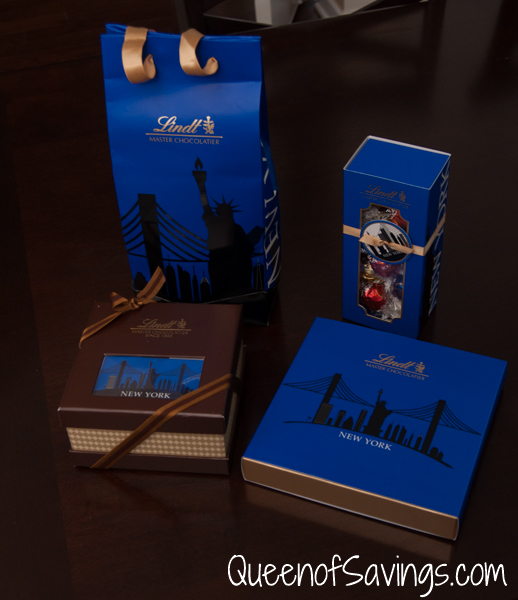 Lindt New York Collection