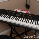 Casio CTK-2400 keyboard