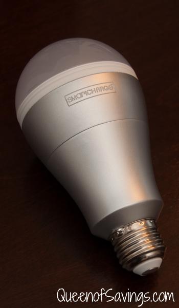 SmartCharge LED Bulbs