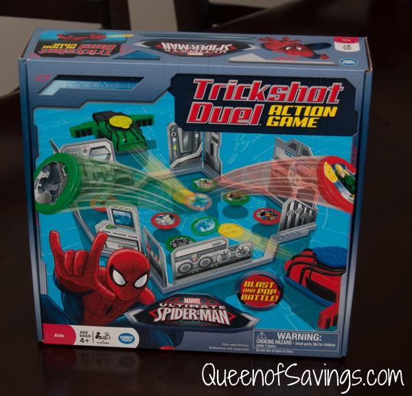Spiderman Trickshot Duel