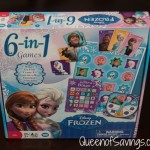 Frozen 6-in-1 Games