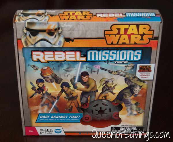 Star Wars Rebel Missions