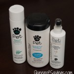John Paul Pet Awapoochi Shampoo Tea Tree Conditioning Spray Full Body & Paw Wipes
