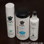 John Paul Pet Awapoochi Shampoo Tea Tree Conditioning Spray Full Body & Paw Wipes