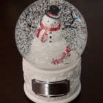 Make-A-Wish® Winter Wonderland Water Globe