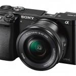 Sony α6000 front