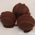 Chocolaty Peanut Butter Truffles