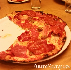 CPK Meat Cravers Pizza