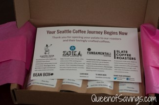 Free Trial of Bean Box Coffee