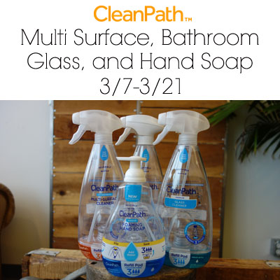 CleanPath Prize Pack Giveaway