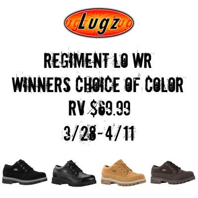 Lugz-Regiement-LO-WR-Giveaway