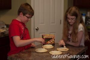 Family Finest Make-N-Bake Pizzas 2