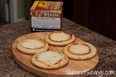 Family Finest Make-N-Bake Pizzas 4