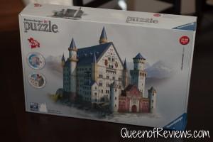 Ravensburger Neuschwanstein Castle 3D Puzzle