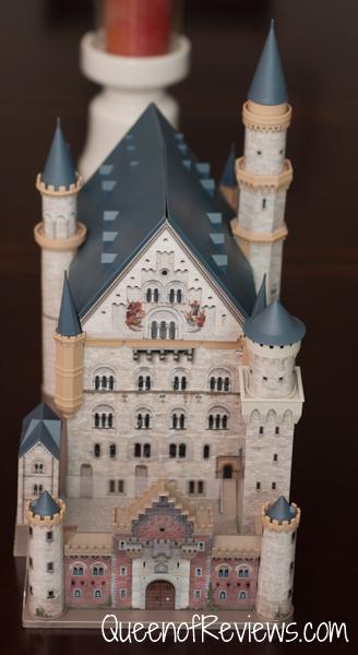 Neuschwanstein Castle 3D Puzzle Assembled