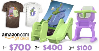 UpWeeGo High Chair Giveaway