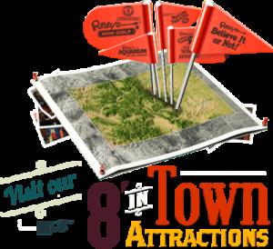 8 Ripleys Attractions Gatlinburg TN
