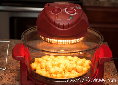 Fagor Halogen Tabletop Oven Cooking Tater Tots