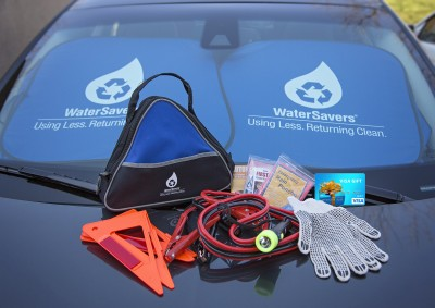 Water Savers Prize Package