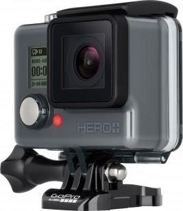 GoPro Side Angle