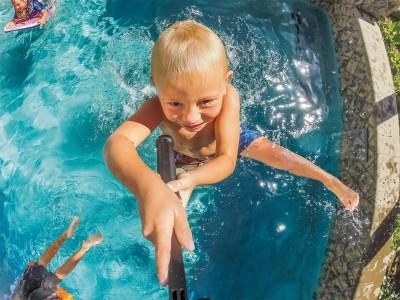 GoPro Swimming