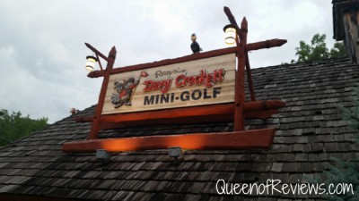Davy Crockett Mini Golf