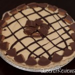 Peanut Butter Chocolate Bottom Pie