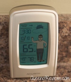 What-to-Wear Weather Station from AcuRite