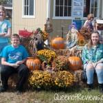 Our Visit to Shuckles Pumpkin Fest & Corn Maze at Fiddle Dee Farms