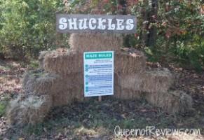 Shuckles Corn Maze