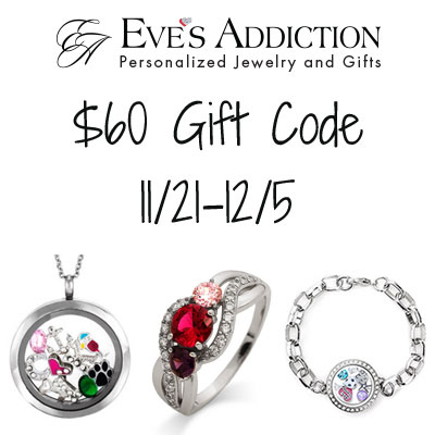 Eve's Addiction $60 Gift Code Giveaway