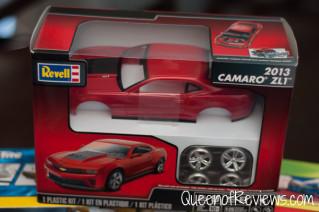 Revell Camaro Model