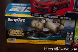 Revell Pirate Ship Model