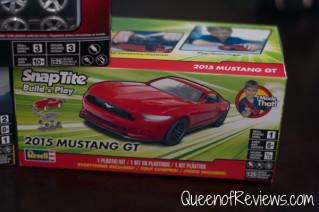 Revell Mustang Model