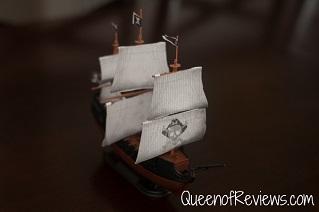 Revell Diamond Ship Model