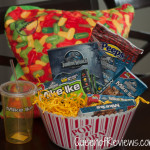 Mike & Ike and Peeps Bring You Jurassic World Movie Night