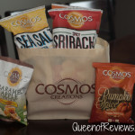 Share Cosmos Creations Premium Puffed Corn with Friends and Family this Holiday Season