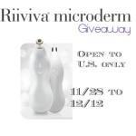 Riiviva microderm kit Giveaway